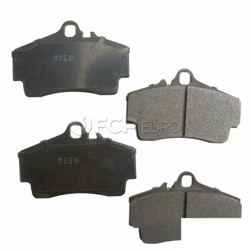 Porsche Brake Disc Pad Set (Boxster 911 Cayman) - Meyle 99635293910