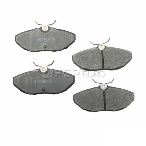 Jaguar Brake Pad Set (S-Type) - Meyle D8806SM