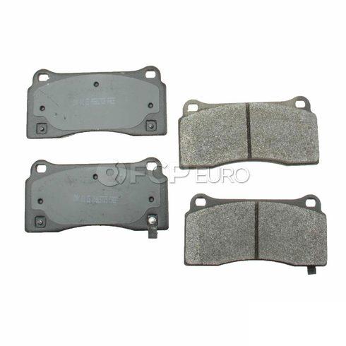Jaguar Brake Pad Set (Vanden Plas XKR XJR) - Meyle D8810SM