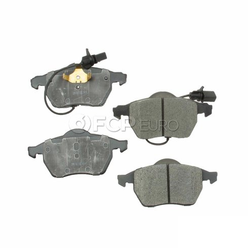 Saab Brake Pad Set (9-5 9-3) - Meyle D8840SM
