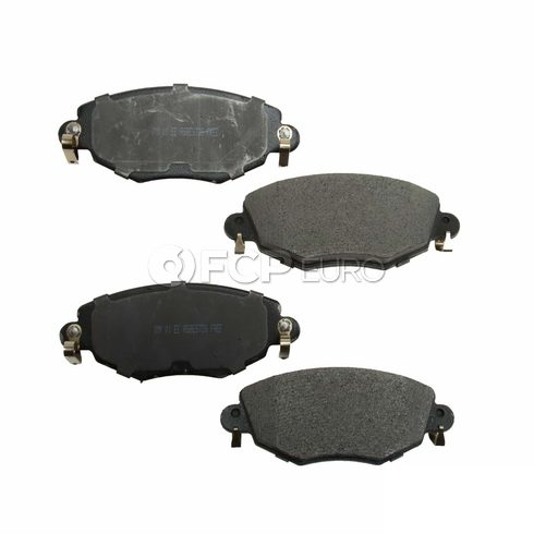 Jaguar Brake Pad Set (X-Type) - Meyle D8910SM