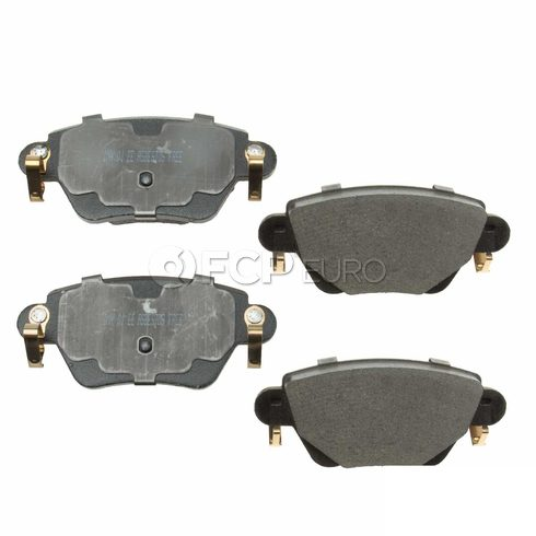 Jaguar Brake Pad Set (X-Type) - Meyle D8911SM