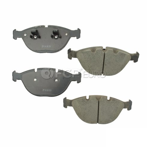 BMW Brake Pad Set (X5) - Meyle D8920SC