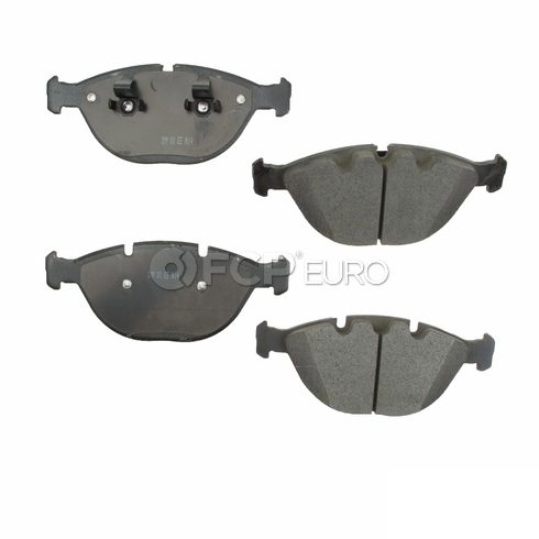 BMW Brake Pad Set (X5) - Meyle D8920SM