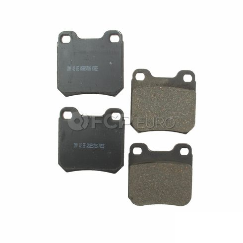 Saab Brake Pads Rear (900) - Meyle D9709SC