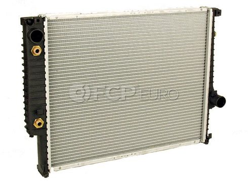 BMW Radiator (325i 325iX 325is E30) - Nissens 60618A