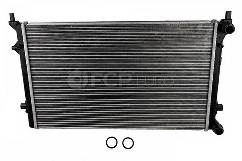 VW Radiator - Nissens 1K0121251CJ