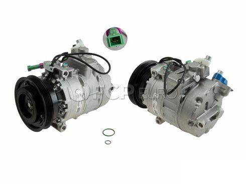 Audi VW A/C Compressor (A4 Passat) - Nissens 8D0260805R