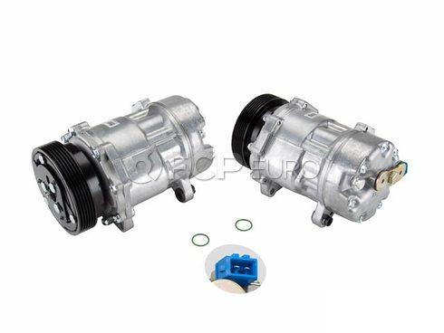 VW A/C Compressor (Cabrio Golf Jetta) - Nissens 1H0820803D