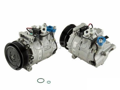 Audi A/C Compressor (A4 A4 Quattro) - Nissens 8E0260805S