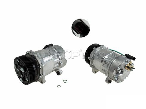 VW A/C Compressor (Golf Jetta) - Nissens 1J0820803E