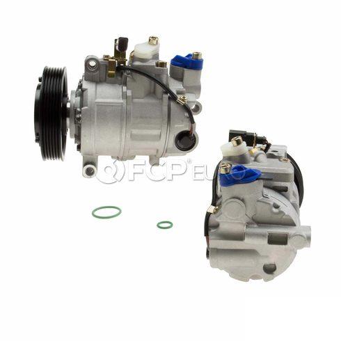 Audi A/C Compressor (A6 Quattro) - Nissens 4F0260805F