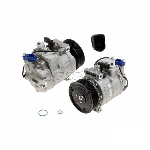 Audi VW A/C Compressor (A8 Quattro Phaeton) - Nissens 4E0260805F