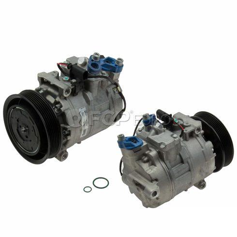 Audi A/C Compressor (A4 A4 Quattro) - Nissens 8E0260805CE
