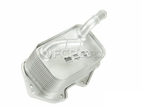 Audi VW Engine Oil Cooler (A4 A6 S4) - Nissens 06E117021G