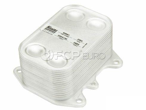 VW Engine Oil Cooler (Passat) - Nissens 03L117021C