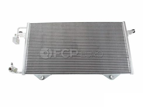 Audi A/C Condenser (90 90 Quattro) - Nissens 8A0260403AA