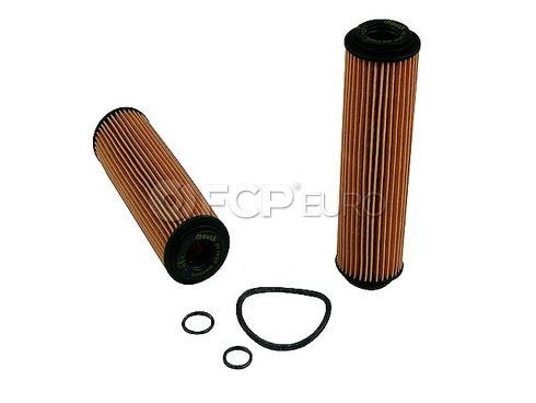 Mercedes Engine Oil Filter Kit - Mahle OX183/5D