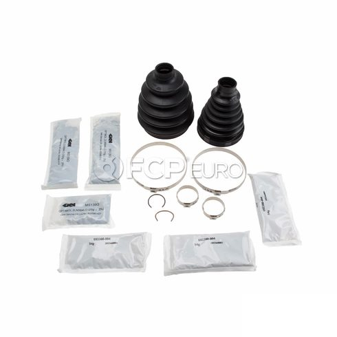 Land Rover CV Joint Boot Kit (LR3 Range Rover Sport LR4) - Genuine Rover TDR500110