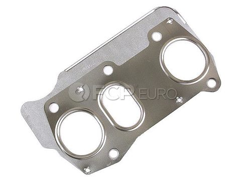 VW Exhaust Manifold Gasket Left (Passat Golf Jetta EuroVan) - Genuine VW Audi 021253050B