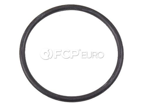 VW Engine Coolant Outlet Gasket (Golf Jetta Beetle) - Genuine VW Audi 037121688