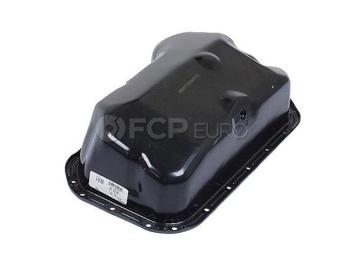 VW Engine Oil Pan (Cabrio) - Genuine VW Audi 051103601