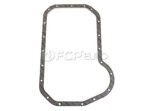 VW Engine Oil Pan Gasket (Golf Jetta Passat) - Genuine VW Audi 051103609D