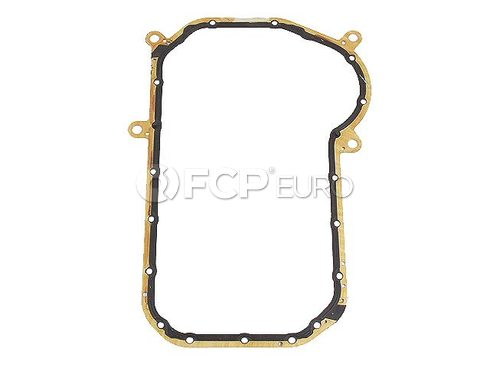 VW Engine Oil Pan Gasket (Passat) - Genuine VW Audi 058103609