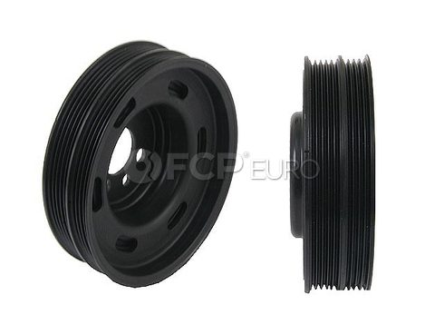 VW Audi Engine Crankshaft Pulley (Passat) - Genuine VW Audi 058105251E