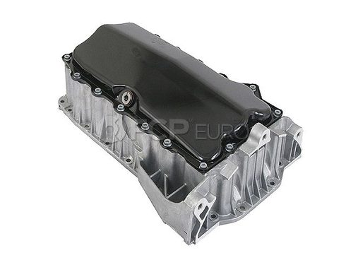 VW Engine Oil Pan (Beetle Golf Jetta) - Genuine VW Audi 06A103601T