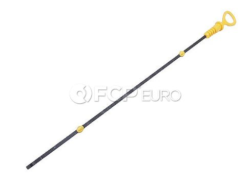 Audi VW Engine Oil Dipstick (TT Beetle Golf Jetta) - Genuine VW Audi 06A115611Q