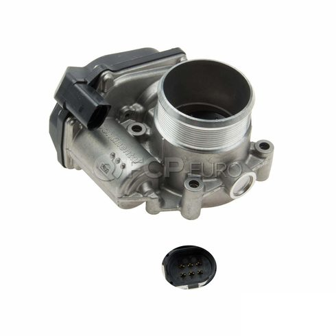 VW Audi Fuel Injection Throttle Body - Genuine VW Audi 06F133062T