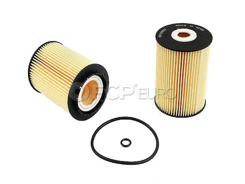 VW Engine Oil Filter (Touareg) - Genuine VW Audi 077115562