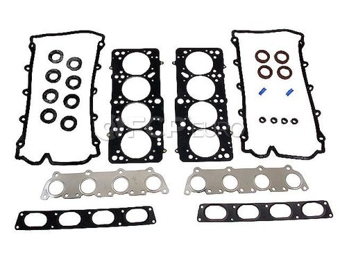 Audi VW Engine Cylinder Head Gasket Set (A8 Quattro A6 Quattro S8 S6) - Genuine VW Audi 077198012E
