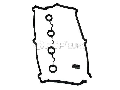 Audi Valve Cover Gasket Set - Genuine Audi VW 077198025