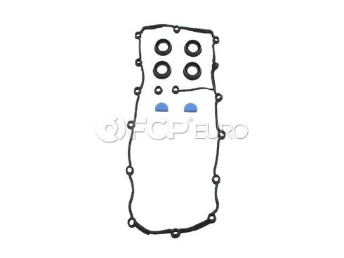 Audi Valve Cover Gasket Set - Genuine Audi VW 077198025B
