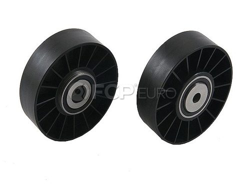 Audi Belt Tensioner Pulley (V8 Quattro A8 A8 Quattro) - Genuine VW Audi 077903341