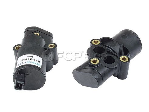 Audi Fuel Injection Idle Air Control Valve - Genuine VW Audi 078133455A