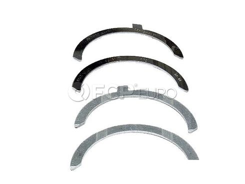 Audi Crankshaft Thrust Washer Set - Genuine VW Audi 078198421