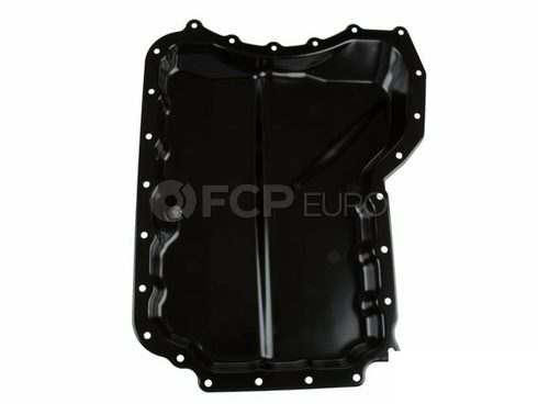 VW Engine Oil Pan Lower (Beetle Golf Jetta Passat) - Genuine VW Audi 07K103600A