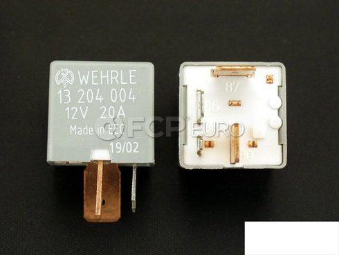 Audi VW Fuel Pump Relay - Genuine VW Audi 191906383C