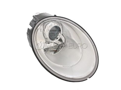 VW Headlight Assembly Right (Beetle) - Genuine VW Audi 1C0941030N
