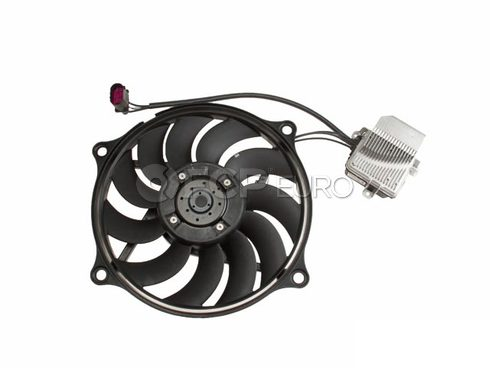 VW Engine Cooling Fan Motor (Beetle) - Genuine VW Audi 1C0959455F