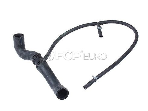 VW Radiator Coolant Hose Upper (Jetta Golf) - Genuine VW Audi 1H0122101E