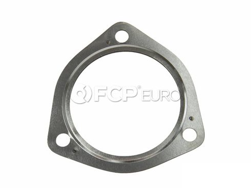 VW Catalytic Converter Gasket Front (Golf Jetta Passat Cabrio) - Genuine VW Audi 1H0253115C