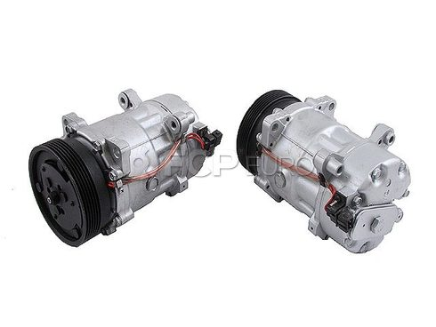 VW A/C Compressor - Genuine VW Audi 1H0820803DX