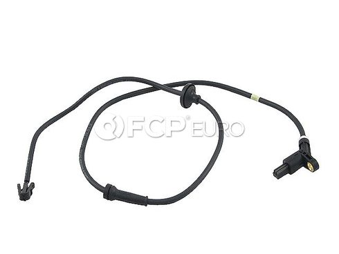 VW ABS Wheel Speed Sensor Rear Left (Jetta Golf Cabrio) - Genuine VW Audi 1H0927807D