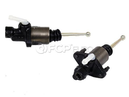 VW Clutch Master Cylinder (Jetta Golf) - Genuine VW Audi 1H1721401