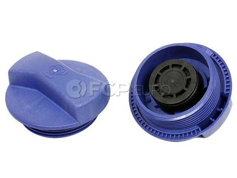 VW Audi Radiator Cap (A4 Golf Passat) - Genuine VW Audi 1J0121321B
