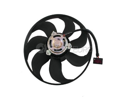 Audi VW Engine Cooling Fan Motor (TT TT Golf Jetta Beetle) - Genuine VW Audi 1J0959455S